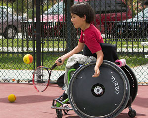 disable-child-in-wheel-chair