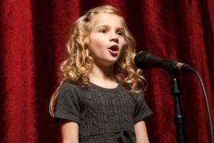 child-speaking