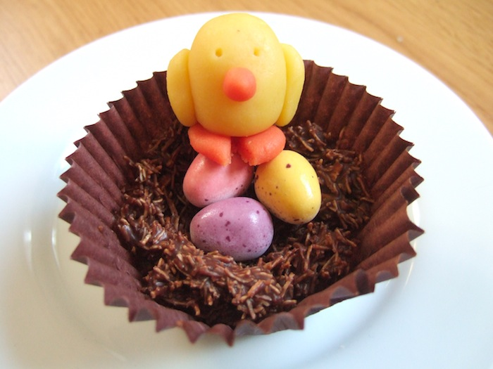 Top 15 Stunning Kitchen Design Ideas Plus Their Costs: Chocolate Easter Nests Recipe, Simple Easter Egg Design