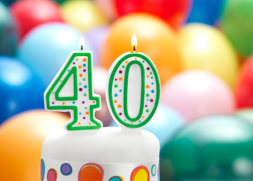 Staying Healthy After 40