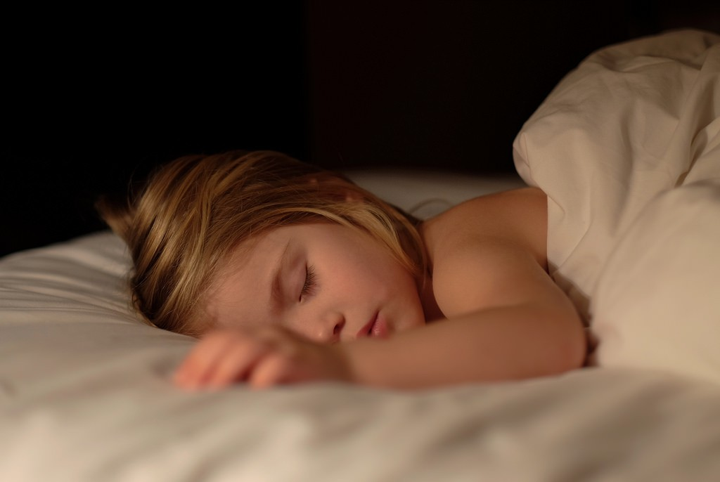 sleep well for healthy weight