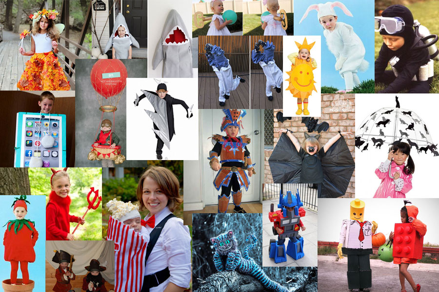 20 awesome Halloween costume DIY ideas for kids