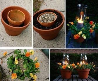 flowerpot-candles