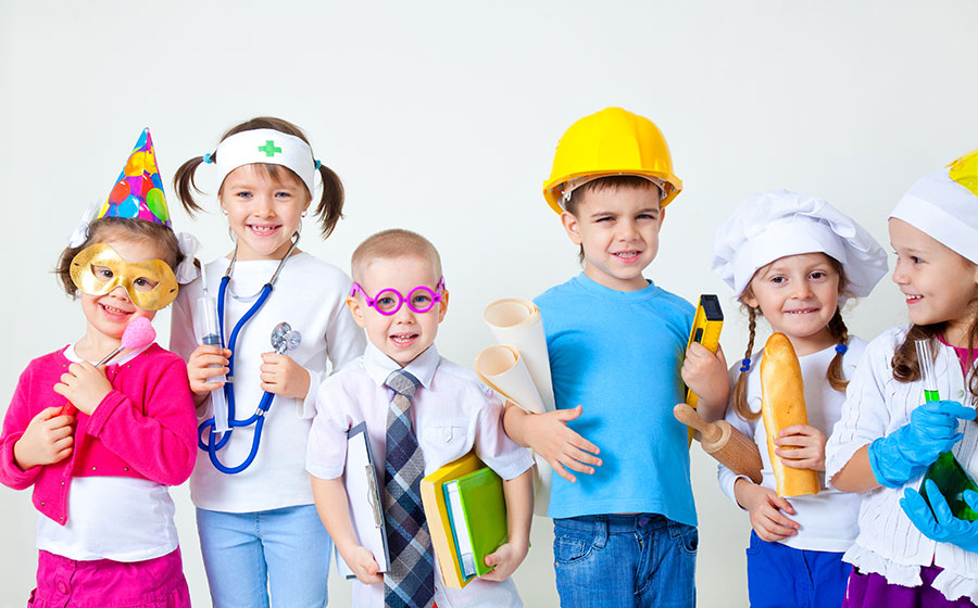 How Dramatic Play Can Enhance Learning | Kids World Fun Blog