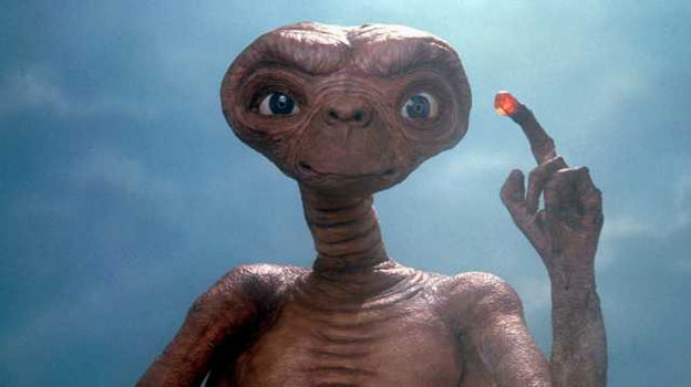 Kids Movie - E.T. The Extra-Terrestrial (1982)