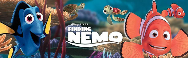 Kids Movie - Finding Nemo