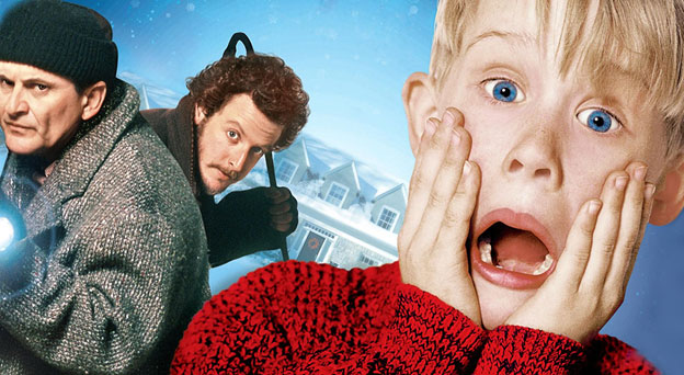 Kids Movie - Home Alone