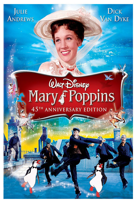 Kids Movie - Mary Poppins