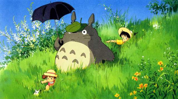 Kids Movie - My Neighbour Totoro (1988)