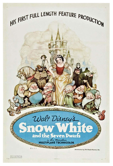 Kids Movie - Snow White and the Seven Dwarfs