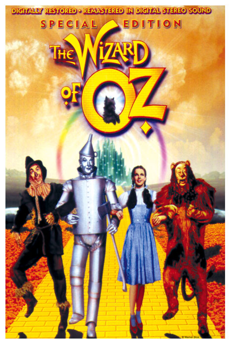 Kids Movie - The wizard of Oz