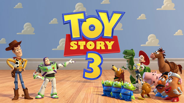Kids Movie - Toy Story 3