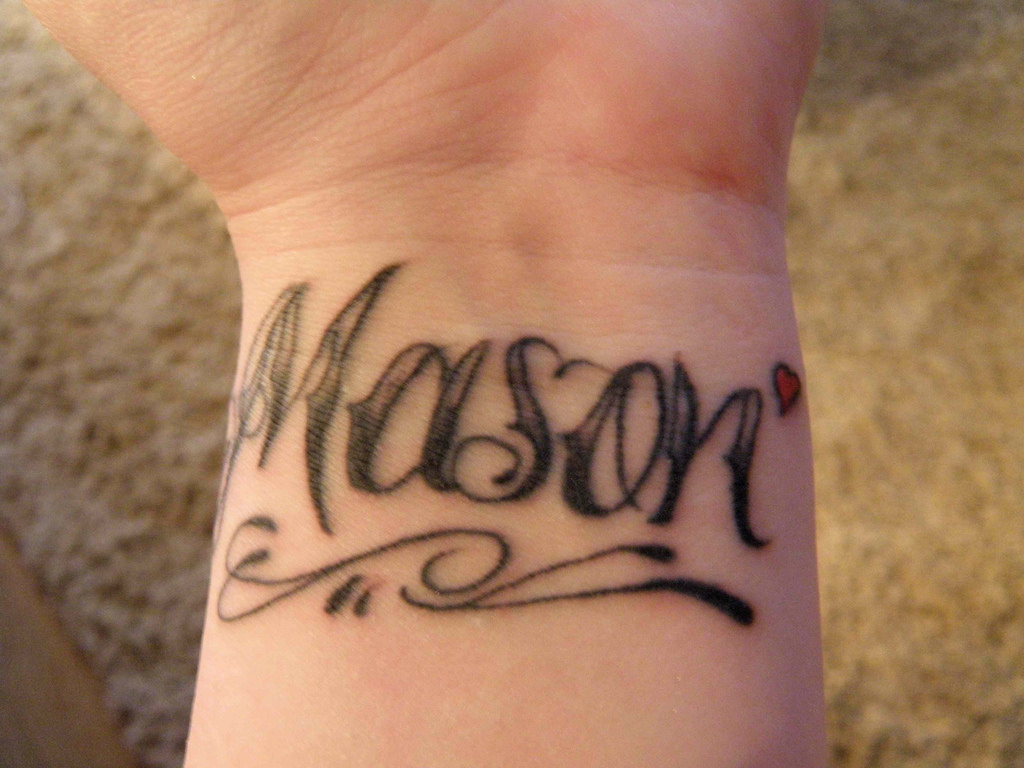 Tattoo Ideas For Parents Symbolize The Bond With Your Child