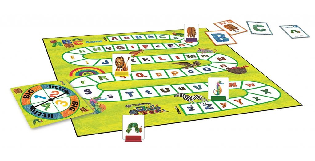 Caterpillar Board Game