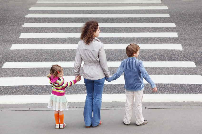 Road Safety and Traffic Rules for Kids - Training them for Safety in Road