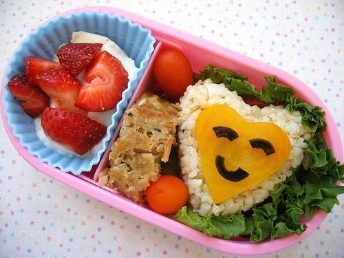 Make kids eat healthy