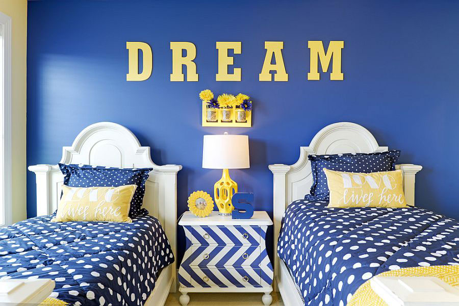 Make their bedroom more hospitable and welcoming