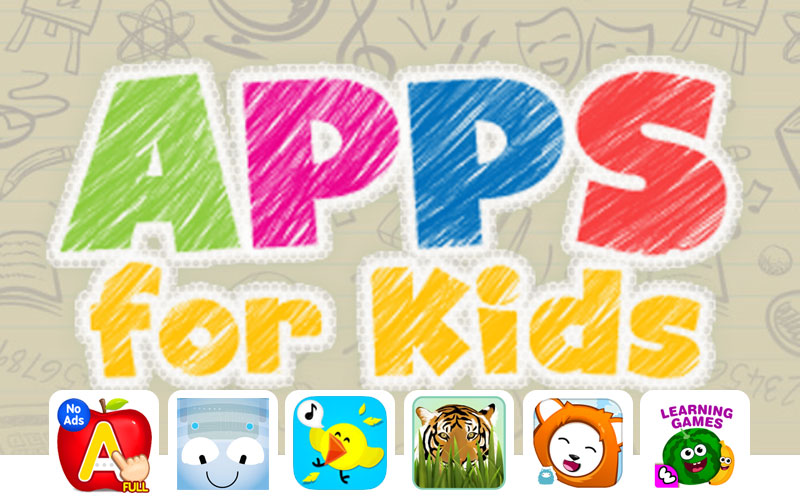 Top Android and IOS Apps to keep Kids Entertained