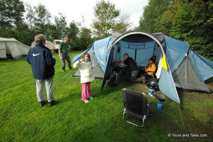 Essential Checklist for a Family Camping Trip