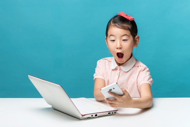The 'New Normal' for Kids Is Incredible Technology