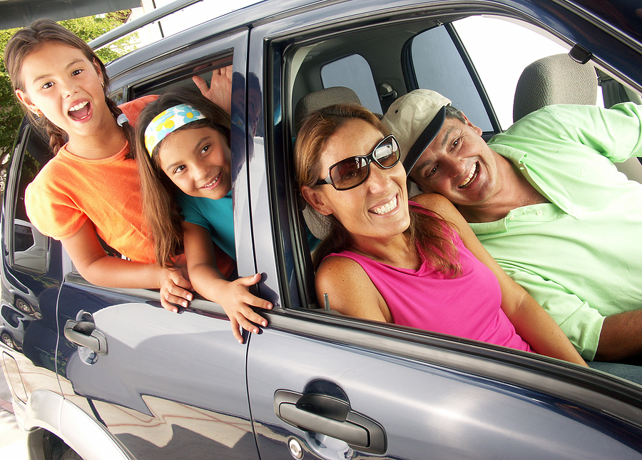 Top Five Pointers to Rock that Family Road Trip With Your Kids