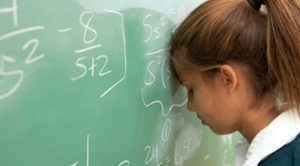 Math Phobia in Children