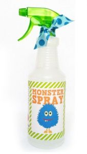 Scary monster spray