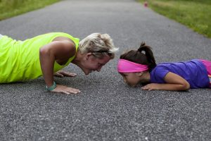 10 Easy Exercises You Can Actually Do With Your Kids