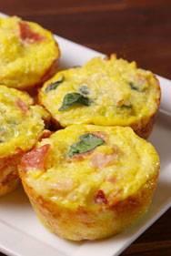 Cauliflower – egg easy breakfast