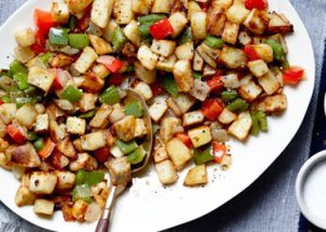 The great Potato breakfast
