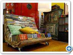 books-bed