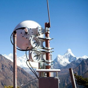 3G cell service and internet capabilities at the peak of Mt. Everest