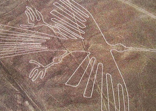 Flying Over The Nazca Lines Of Peru With Erich Von Daniken Nazca-Lines