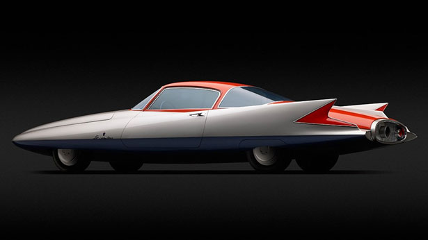 1955 Chrysler (Ghia) Streamline X Gilda