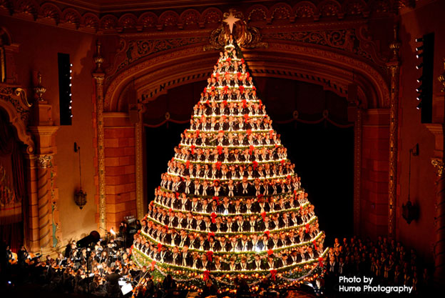 Unusual Christmas Trees Around The World