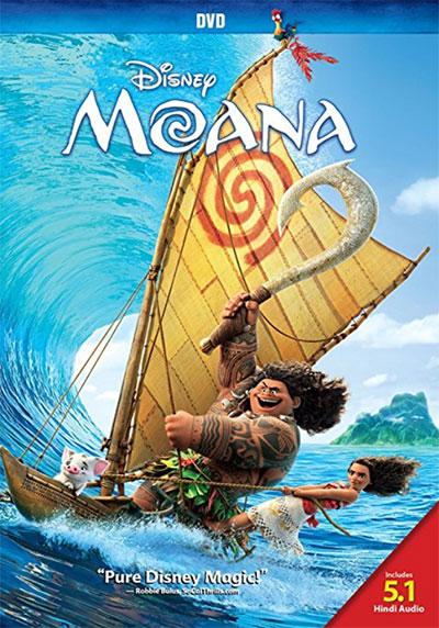 Moana - Famous Movie From Walt Disney Animation Studios