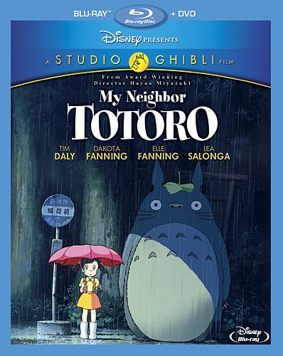 My Neighbor Totoro, Disney's Famous English Animated Movie for Children