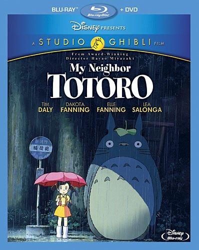 My Neighbor Totoro, Disney's Famous English Animated Movie for Children