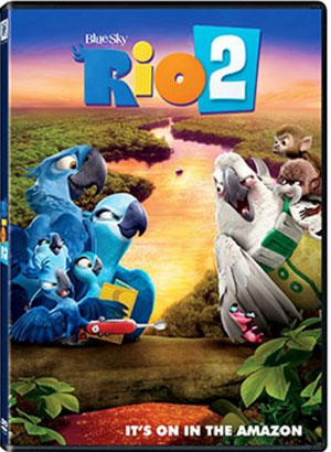 Rio 2 - Popular Animated Movie for Kids