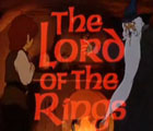 Lord Of The Rings Animated Movie