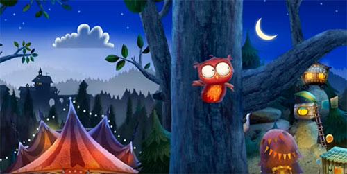 Animated Stories For Children Nighty Night Circus