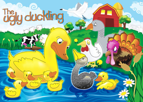 The Ugly Duckling Fairy Tales Animated Short Story For