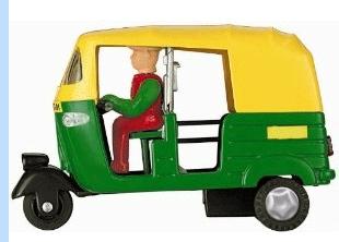 auto-rickshaw