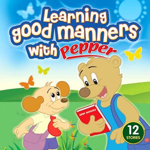 Learning Good Manners with Pepper - Book Review