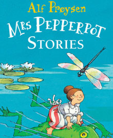 Mrs Pepperpot Stories Kids Book Review