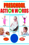 Action Words for Pre-School Kids DVD