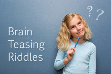 Brain Teasing Riddles