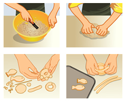 Dough Craft Preparation