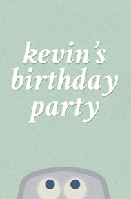 Kevn's Birthday Party