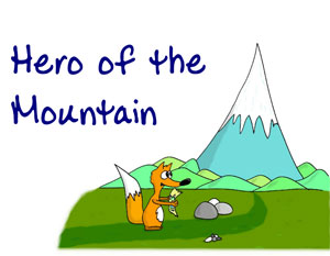 eBooks - Hero of the Mountain
